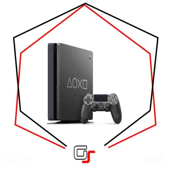 PS4 days of psly STEEL BLACK